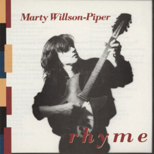 Marty Willson-Piper – Rhyme